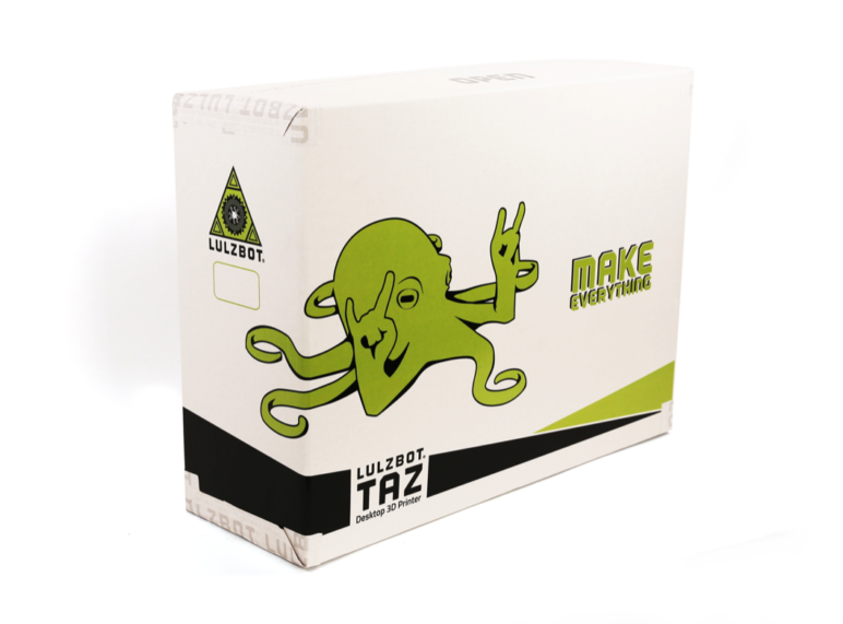 Image of LulzBot TAZ Workhorse Edition 3D Printer – Review the Specs: Tech Specs