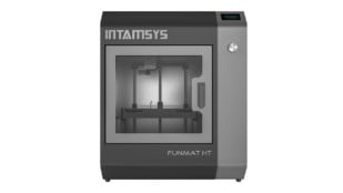Featured image of Intamsys Funmat HT 3D Printer – Review the Specs