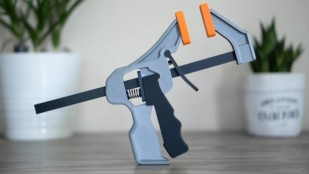 Featured image of [Project] 3D Printed Quick-Grip Trigger Clamp