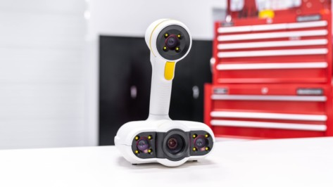 "Featured image of Peel 3D Launches Second 3D Scanner ""Peel 2"", Now with Three Cameras"