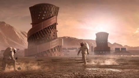 Featured image of NASA Announces 3D Printed Habitat Challenge Winners