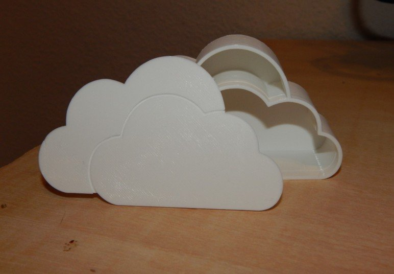 This cloud can store all your random bits - literally.