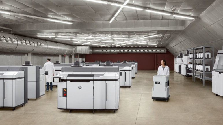 Image of 3D Printing Industry News Digest: HP's MJF Expansion