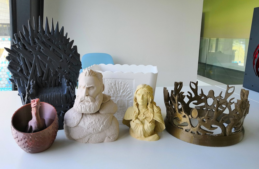 CraftBot Game of Thrones