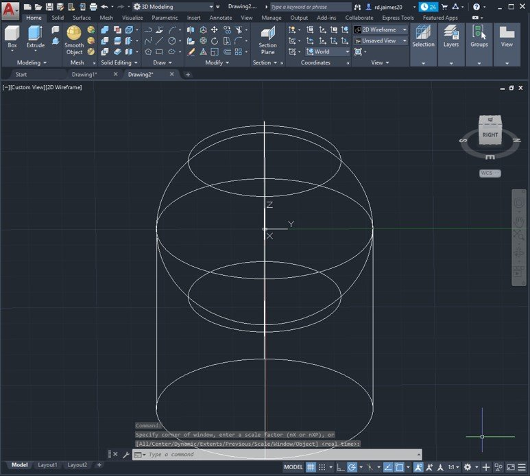 2019 AutoCAD Tutorial – 6 Easy Steps for Beginners | All3DP