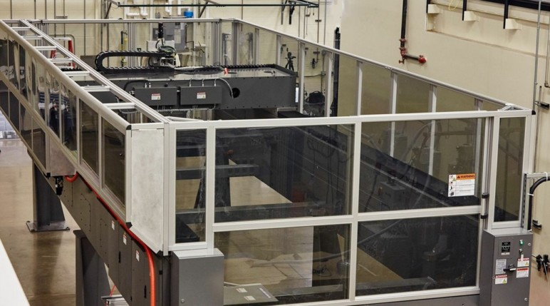 Large-scale 3D printing is rapidly gaining traction in industrial manufacturing.