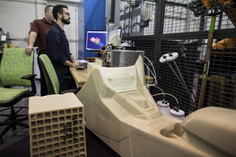 Manufacturing companies like Ford are taking advantage of large-scale 3D printing's cost effectiveness for new parts.