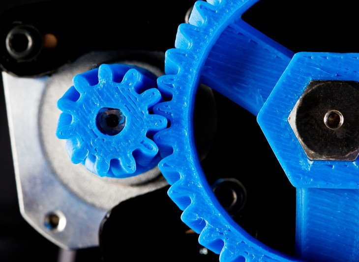 3D printing services take your designs and produce them on their own 3D printers.