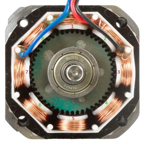 Image of Best Arduino Stepper Motors: How Does a Stepper Motor Work?