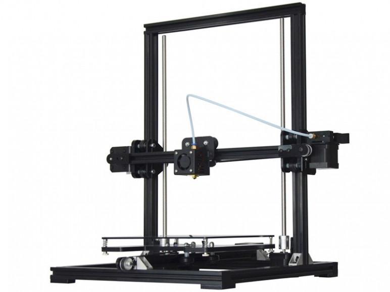 Image of Cheap DIY 3D Printer Kit: Tronxy X3
