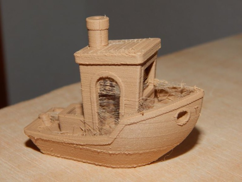 With some sanding and finishing, this benchy might even float!