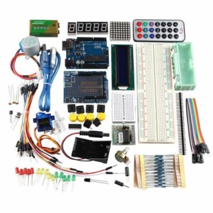 Product image of UNOR3 Starter Kit with Servo Motor