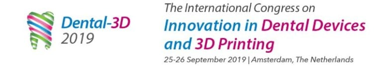 Image of Additive Manufacturing / 3D Printing Conference: Sep. 25-26, 2019 - Dental-3D 2019