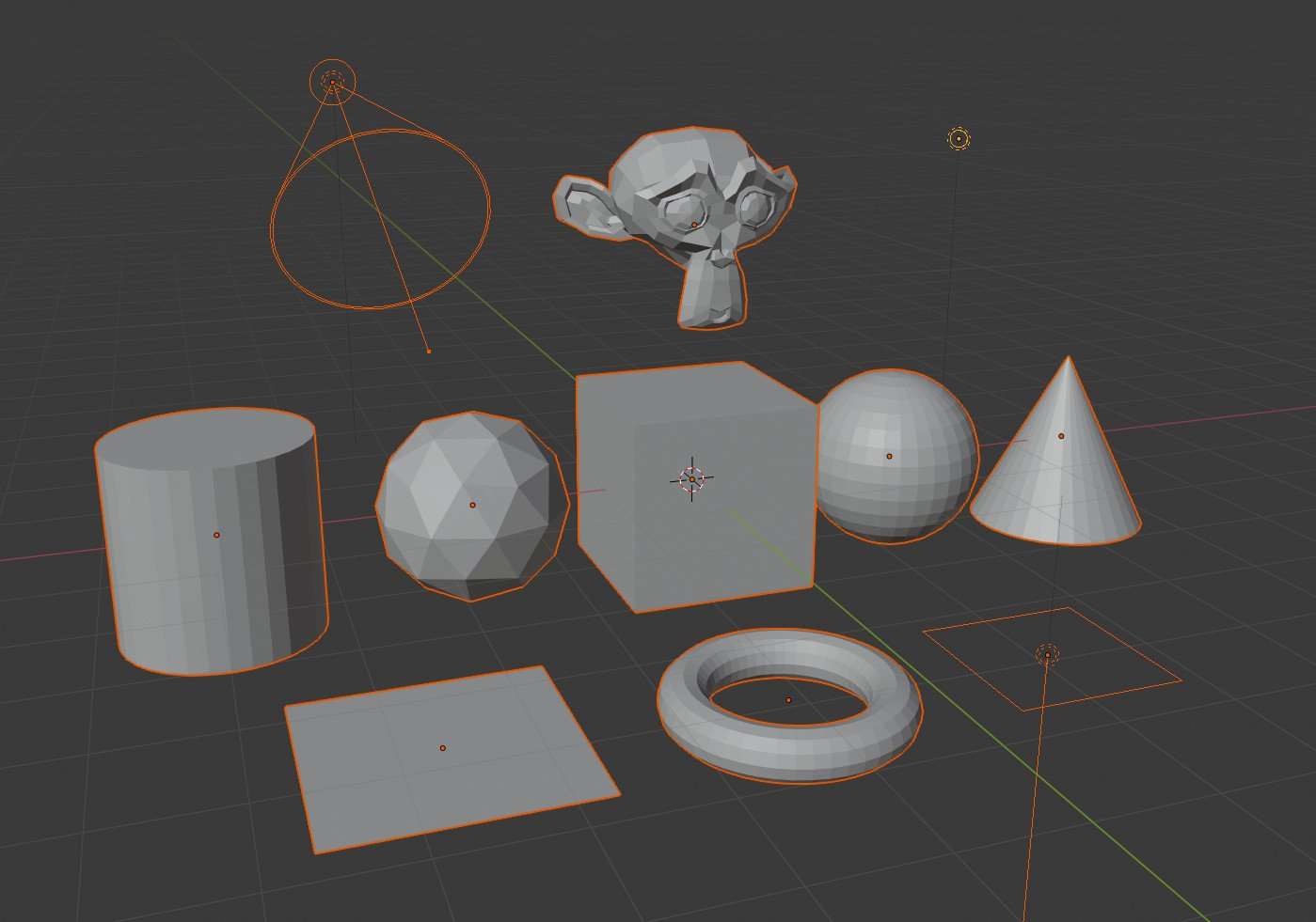 Blender: How to Select All Objects – Simply Explained | All3DP