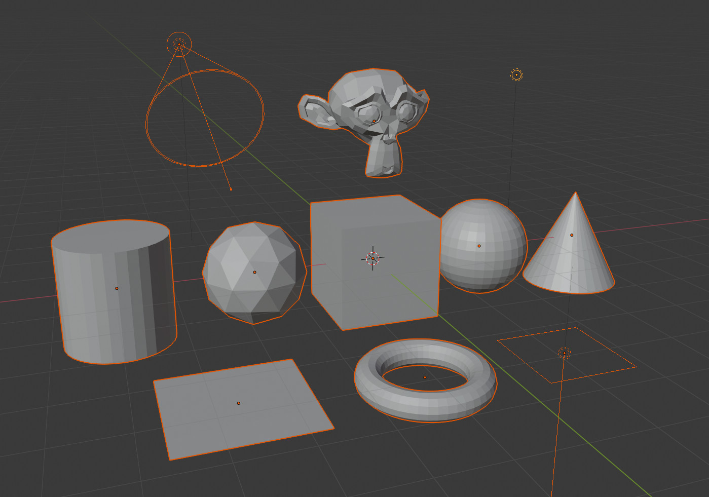 Blender How To Select All Objects Simply Explained All3dp