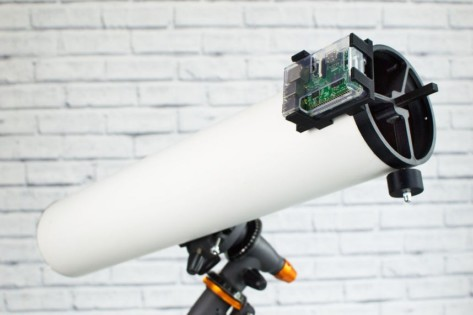 Featured image of [Project] 3D Printed PiKon Telescope