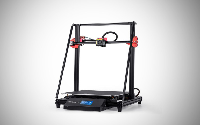 Image of Creality CR-10 Max 3D Printer – Review the Specs: Where to Buy