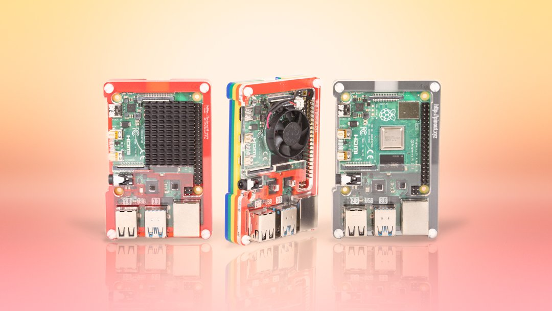 30 Best Raspberry Pi 4 Cases | All3DP