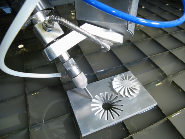CNC Water Jet – All You Need to Know | All3DP