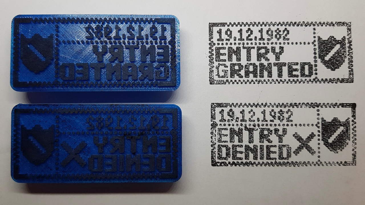 3D Print Your Own Stamps – 9 Easy Steps | All3DP