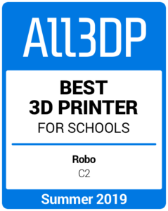 Best 3D Printer for schools Summer 2019 Robo C2