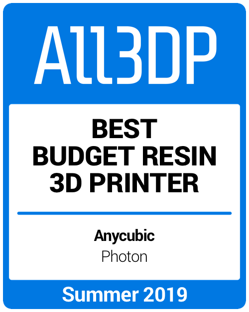 Best Budget Resin 3D Printer Summer 2019 Anycubic Photon