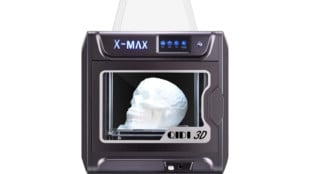 Featured image of Qidi Tech X-Max 3D Printer – Review the Specs
