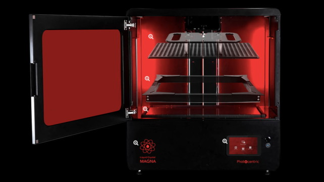 """Featured image of Photocentric Launches """"Disruptive"""" LC Magna DLP Printer Offering Large Build Volume"""
