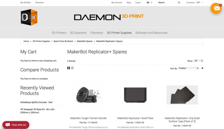 3D Printer Parts – 7 Best Sites & Sources to Look for Them | All3DP