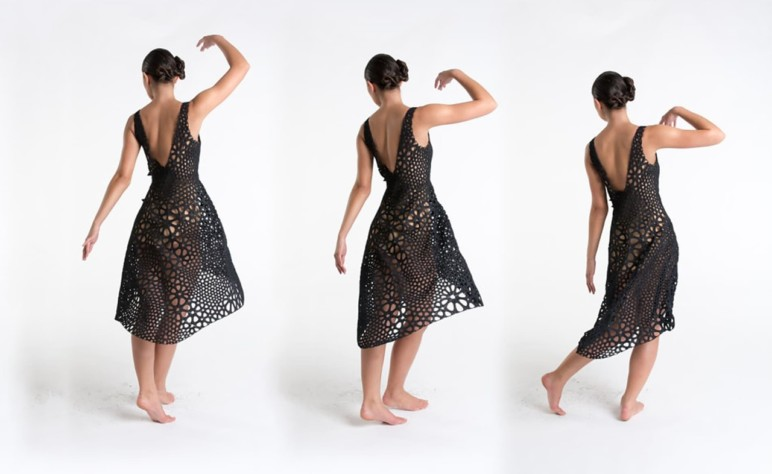 Kinematic dress by Nervous System.