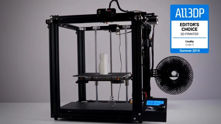 Image of Best 3D printers at Amazon: Creality Ender 5