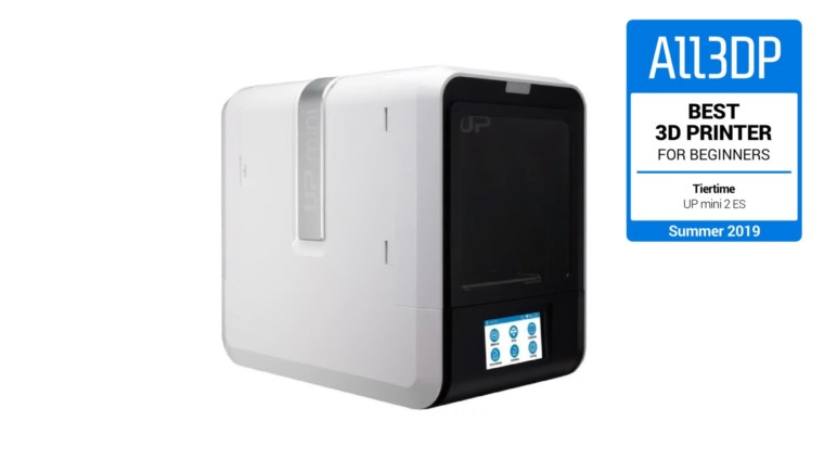 Image of Best 3D printers at Amazon: Tiertime UP mini 2 ES