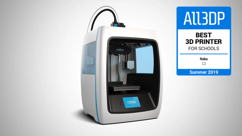 Image of Best 3D printers at Amazon: Robo C2