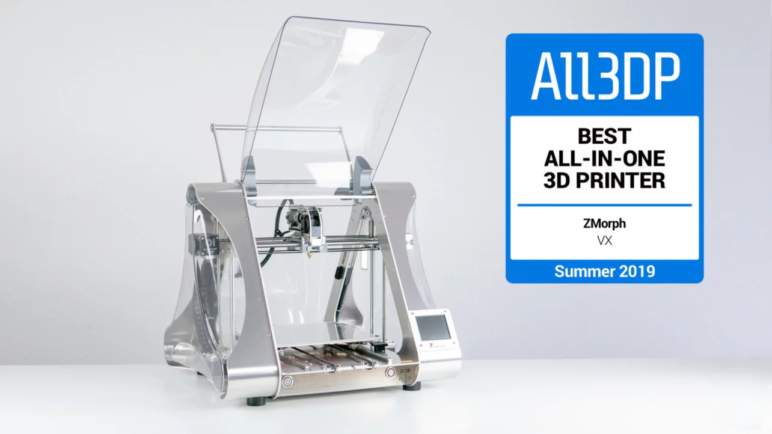 Image of Best 3D printers at Amazon: ZMorph VX