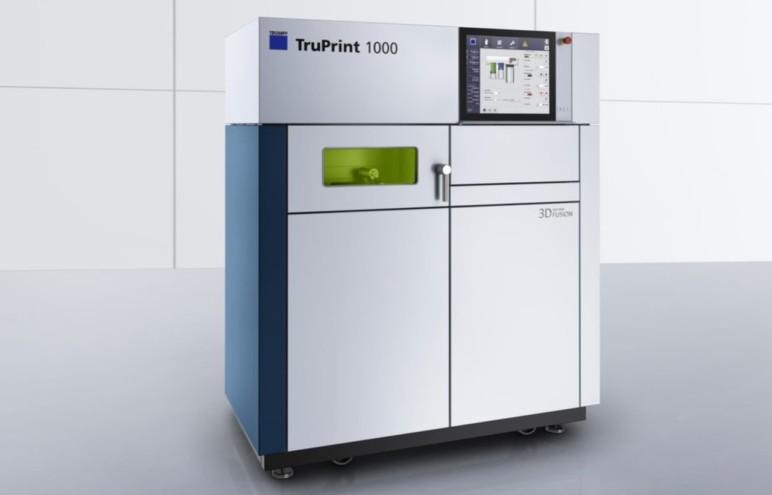 The TruPrint 1000 LMF.