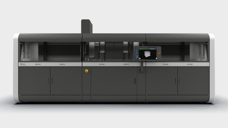 The Production Printer.