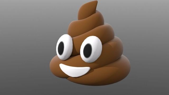 Emoji Poo is perfect for when you want to be cute and maybe a little off-putting.