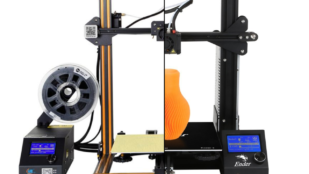 Featured image of Creality Ender 3 vs CR-10 – 3D Printer Shootout