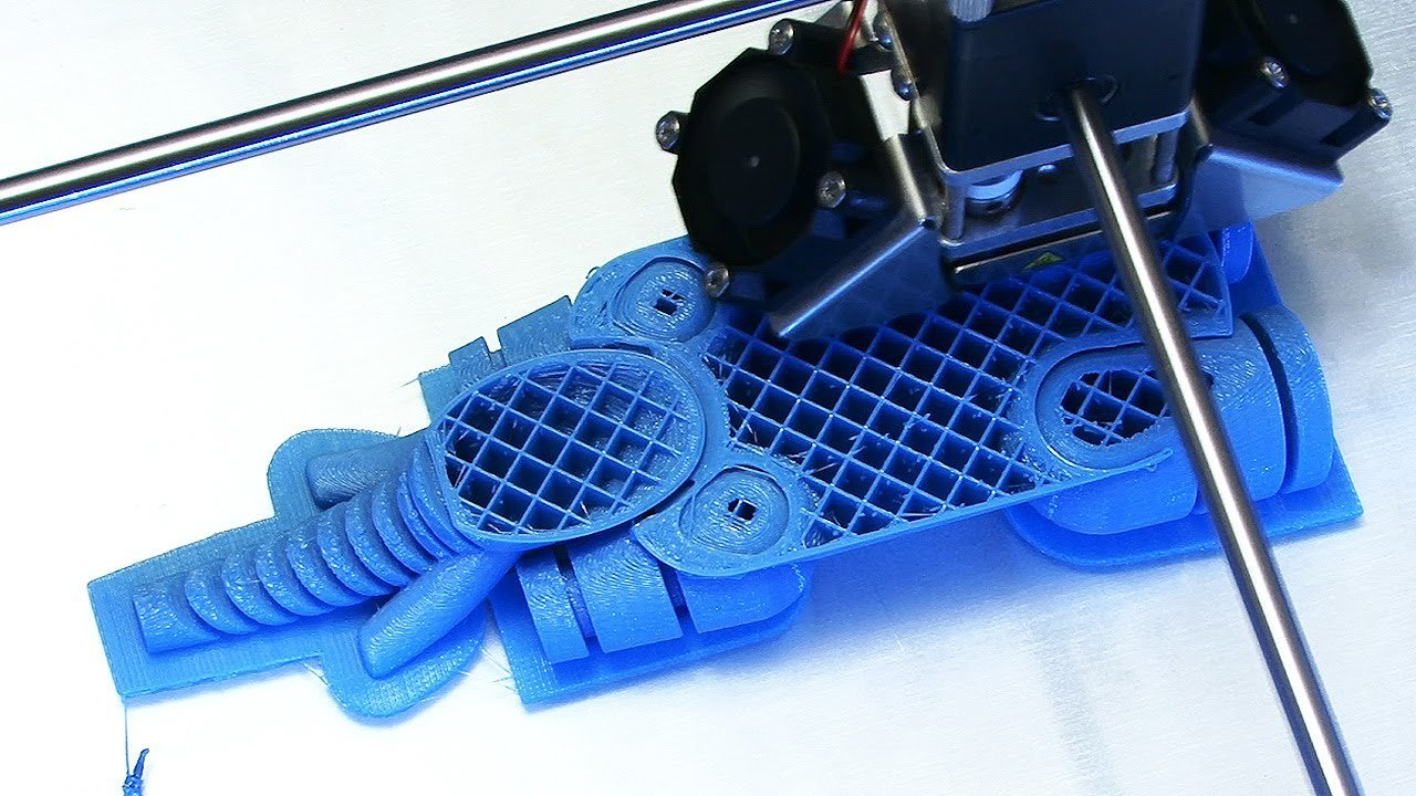 3D Print Speed: The Perfect Settings for PLA & More | All3DP