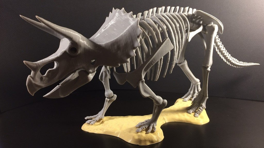 3D Printed Dinosaur – 8 Best Curated Models | All3DP