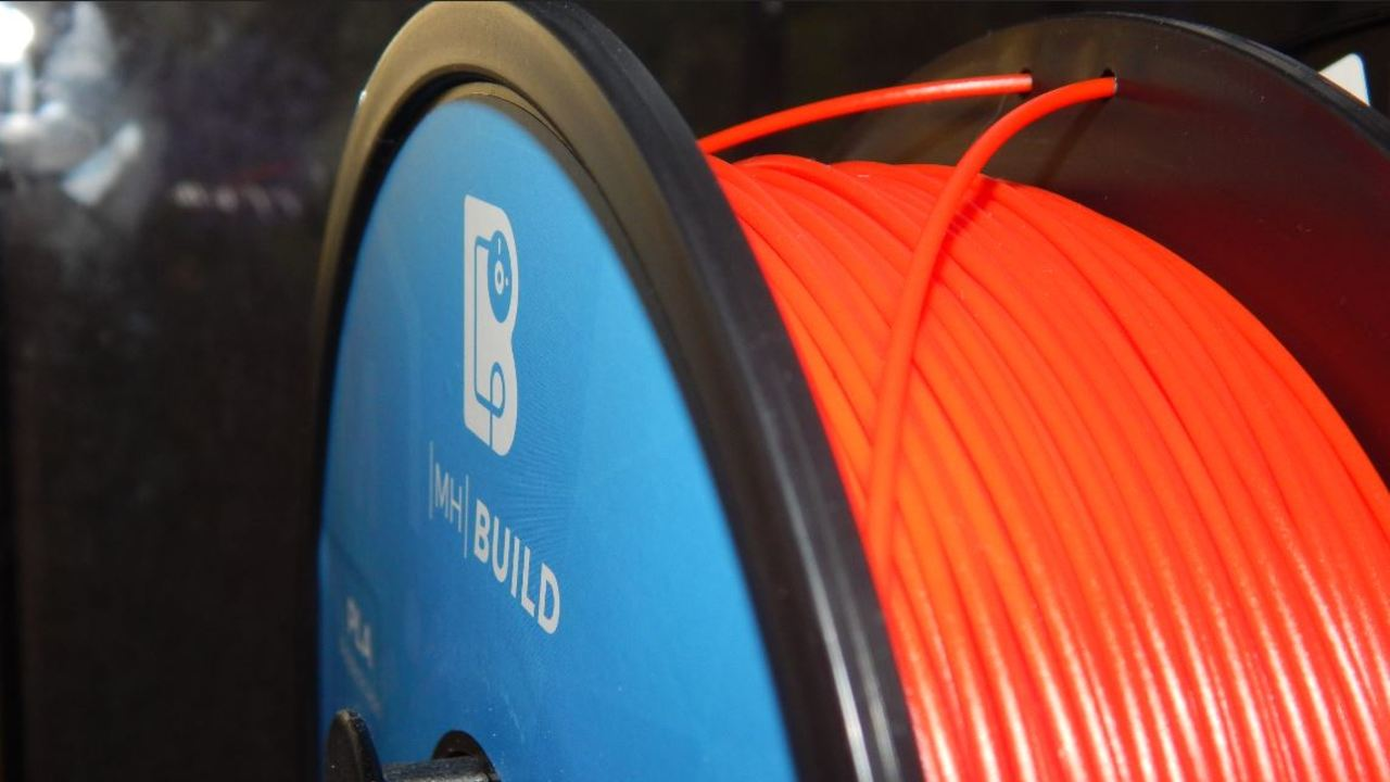 Matterhackers MH Build Series PLA 3D Printer Filament Review | All3DP