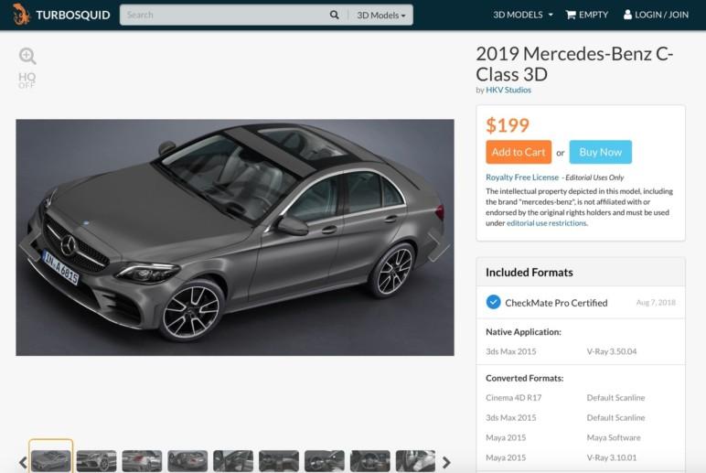 Car 3d Model Sources 5 Best Sites All3dp