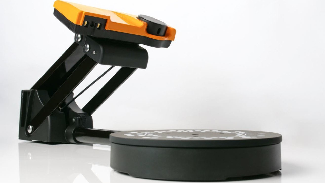 Featured image of SOL 3D Scanner Hits Sweet Spot in Price and Accuracy