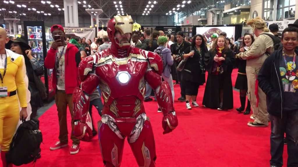 Iron Man 3D Print: The Most Amazing Cosplay Props | All3DP