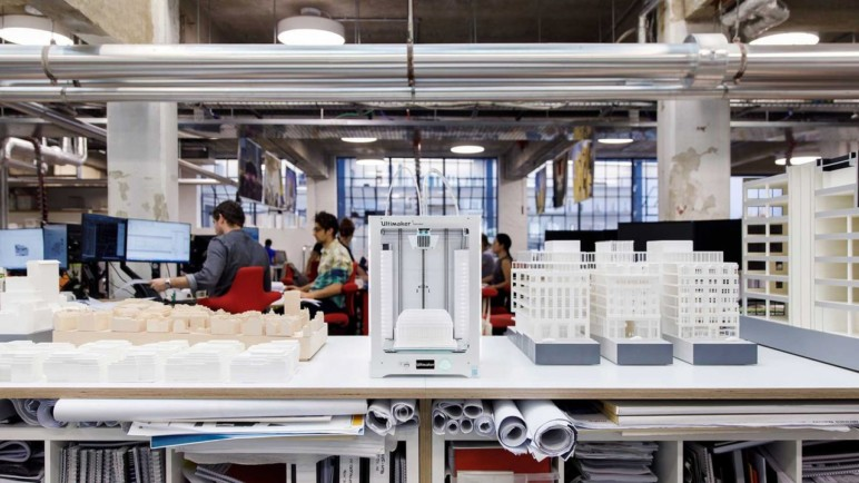 Transforming the model shop with 3D printing.