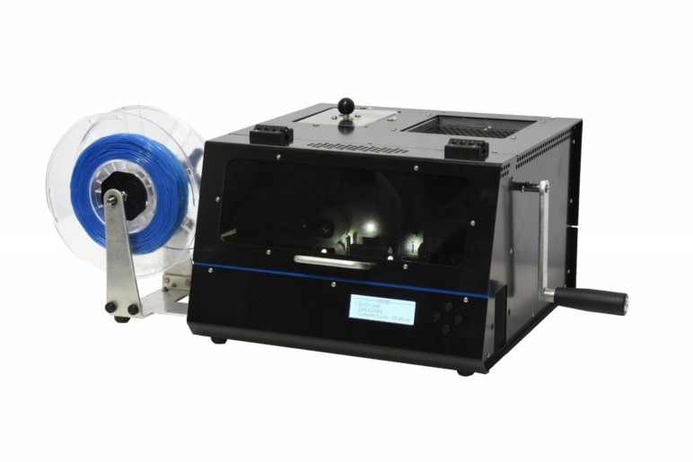 The Protocycler+ is an all-in-one recycling system for 3D printed materials.