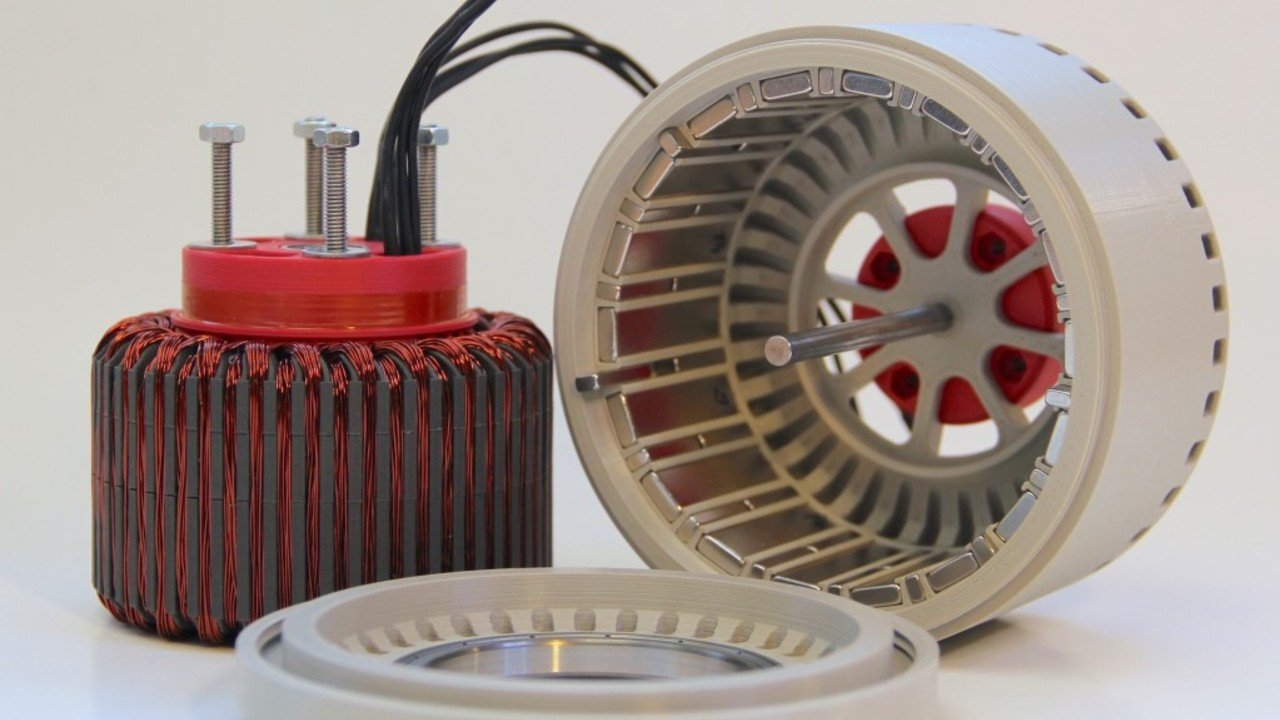 3D Printed Motor – 5 Curated Models to 3D Print | All3DP
