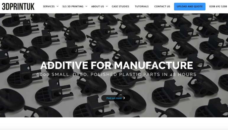 How to Find a 3D Printing Service in the UK | All3DP