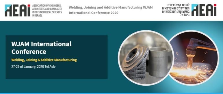 Image of 3D Printing / Additive Manufacturing Conference: Jan. 27-29, 2020 - WJAM International Conference
