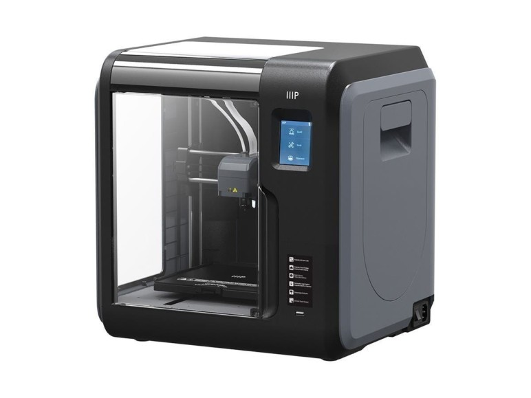 The Monoprice MP Voxel, a solid Monoprice machine for intermediate users.